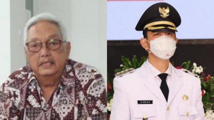 Gibran Dilantik Jadi Wali Kota Solo, Mudrick Eks Relawan Prabowo Solo Raya : Saya Malah Enggak Tahu