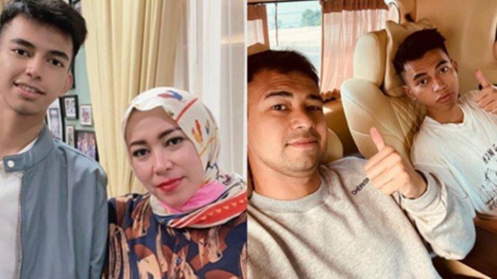 Melly Goeslaw Bertemu dengan Kembaran Raffi Ahmad, Pesannya Kepada Dimas Ramadhan Disorot