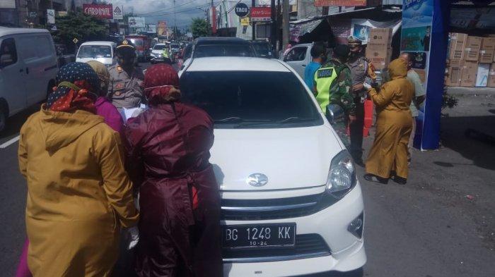 Viral, Broadcast Razia Rapid Test Antigen Besar-besaran di Lokasi Wisata & Tol, Ini Kata Jasa Marga