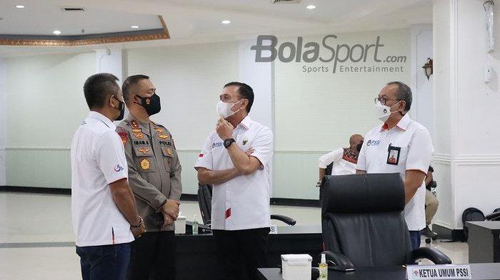 Komunikasi Berjalan Lancar, Liga 1 Diyakini Kick Off Agustus 2021