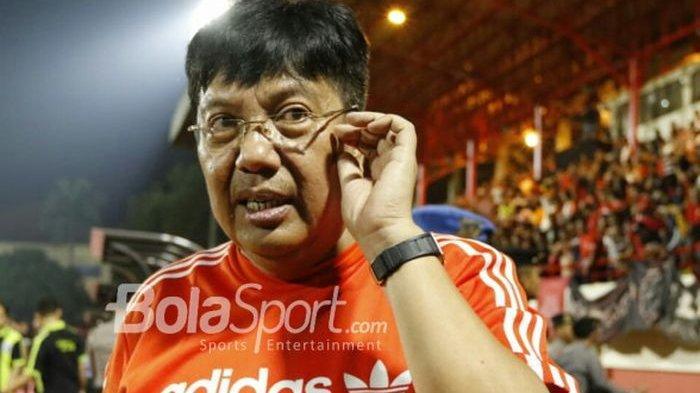 Gede Widiade Dikabarkan Mundur dari Jabatan sebagai Direktur Utama Persija Jakarta