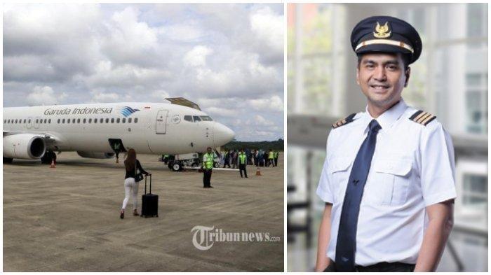 Resmi Ditunjuk Sebagai Plt Direktur Utama Garuda Indonesia, Berikut Profil Fuad Rizal