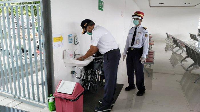 Biaya Rapid Test diStasiun Solo Balapan Rp 85 Ribu, Hanya Untuk Penumpang Kereta Saja