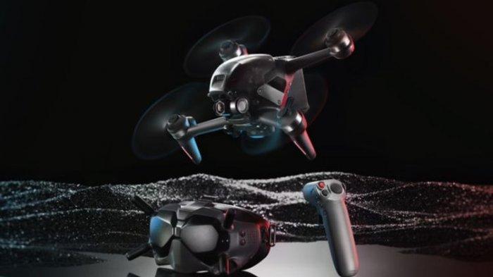 Drone Baru DJI Muncul, Dinamai FPV Drone, Bawa Teknologi DJI OcuSync: Diklaim Makin Gesit