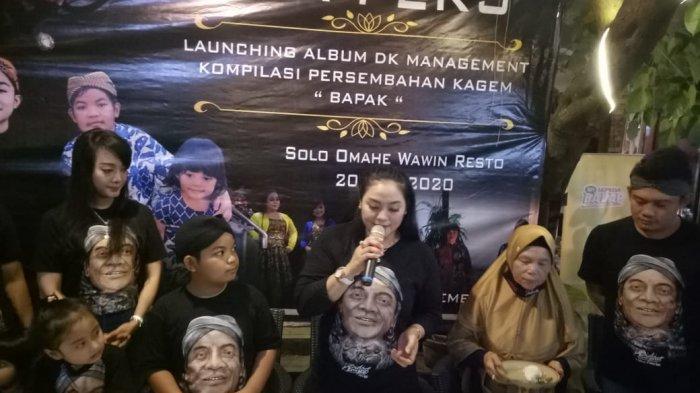 Istri Didi Kempot Yan Vellia Rilis Album Baru, Dorce Hingga Betrand Onsu Ikut Terlibat