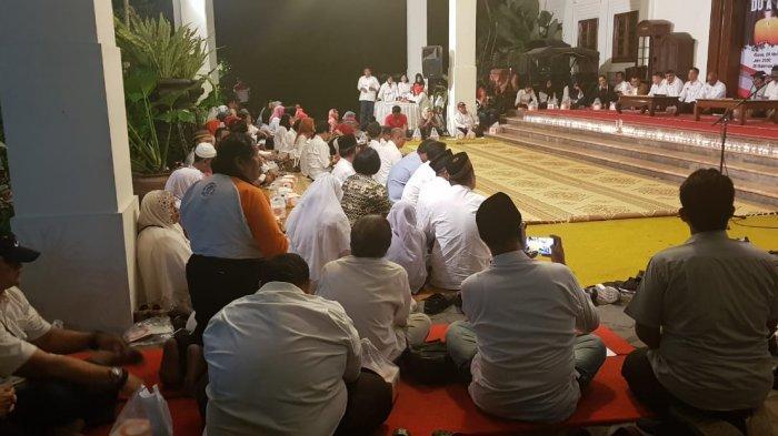 400 Lebih Petugas Pemilu Gugur,Priyayi Solo Pro Jokowi Kirim Doa untuk Pahlawan Demokrasi