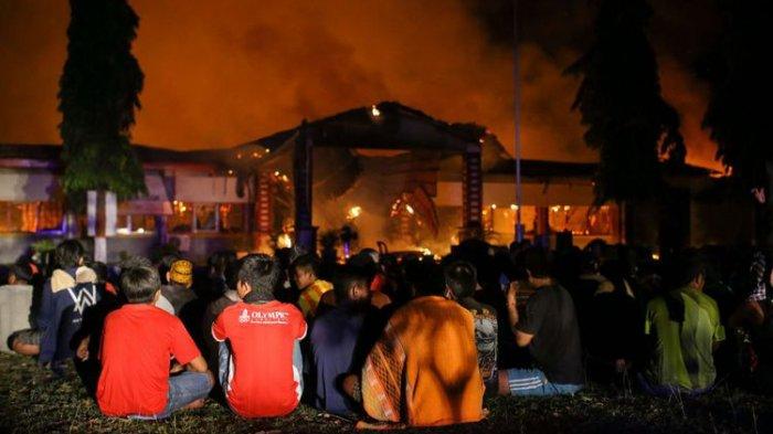 Napi Korban Gempa Sulteng yang Menyerahkan Diri Bakal Dapatkan Remisi