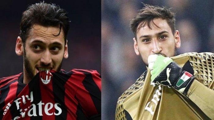 Bos AC Milan Bereaksi soal Hengkangnya Donnarumma & Calhanoglu, Ngaku Ingin Berhemat
