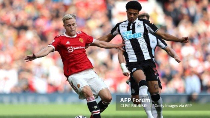 Kode Solskjaer untuk Donny van de Beek, Bakal Turun Saat Manchester United vs Young Boys?