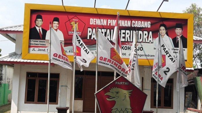 Jelang Pilkada Serentak 2020, Partai Gerindra Sukoharjo Rapatkan Barisan dan Kuatkan Konsolidasi