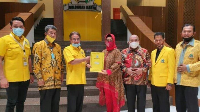 Rekomendasi Turun, Golkar Sukoharjo Jatuhkan Dukungan pada Paslon Istri Bupati-Mantan Sekda