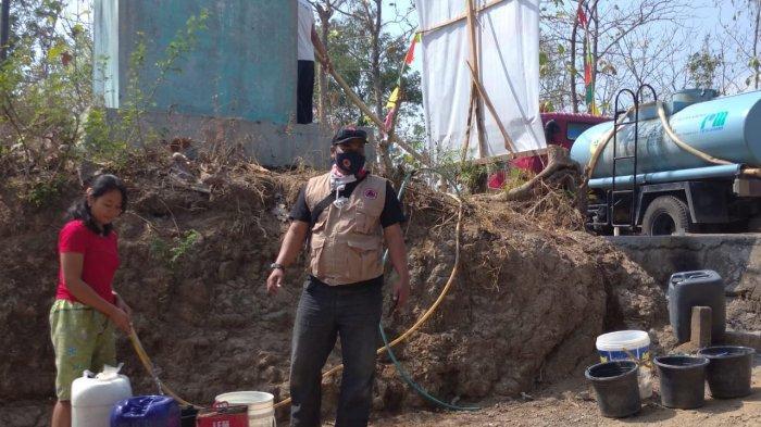 Sejumlah Desa di Klaten Alami Kekeringan, BPBD Sebut Jumlahnya Menurun dari Tahun Lalu