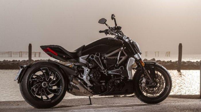 Penampakan Ducati XDiavel 2021: Bawa Mesin 1.262 cc, Cat Warna Hitam Doff