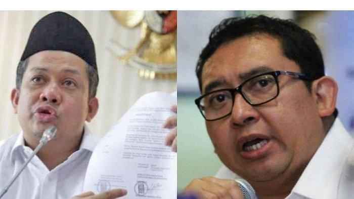 Meski Sering Kritik Jokowi, Ini Alasan Fahri Hamzah dan Fadli Zon Dapat Bintang Tanda Jasa