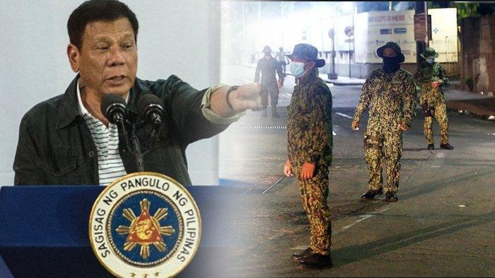 Seorang Pria di Filipina Ditembak Mati karena Langgar Aturan Lockdown dan Ancam Petugas