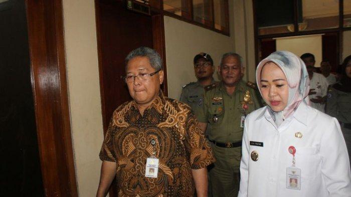 Gantikan Tasdi yang Ditangkap KPK, Dyah Hayuning Pratiwi Kini Jabat Plt Bupati Purbalingga