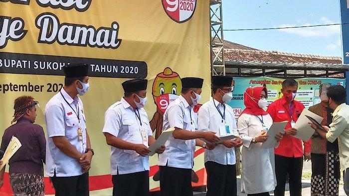 Pilkada Ditengah Pandemi, EA dan Joswi Matangkan Rencana Kampanye dengan Protap Kesehatan