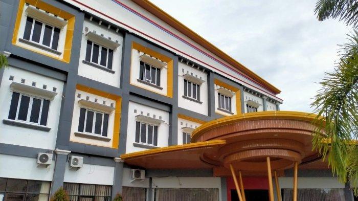 Antisipasi Lonjakan Pasien Covid-19, Bupati Sri Mulyani Siapkan Edotel Jadi Tempat Isolasi