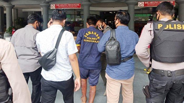 Jelang Rekonstruksi, Eko Pembunuh & Pembakar Yulia Jalani Tes Kejiwaan di RSUD Ir Soekarno Sukoharjo