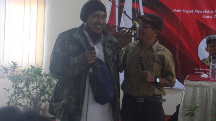 Cegah Paham Radikal di Masyarakat, Amir Mahmud Center dan Mabes Polri Gelas Dialog Anti Terorisme