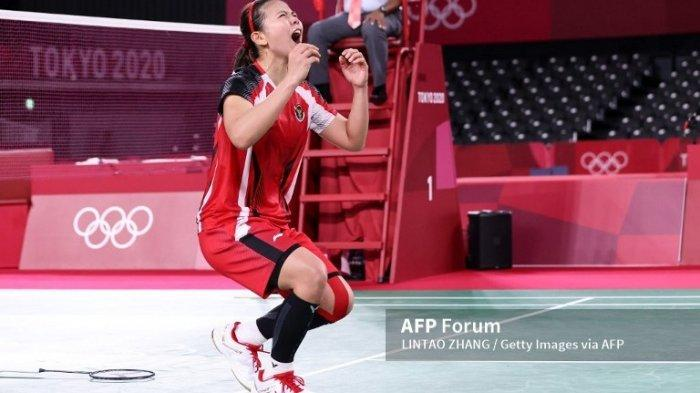 Olimpiade Tokyo 2020, Apriyani Rahayu Katakan Ini, Lecut Greysia Polii Tundukan Wakil Korea Selatan