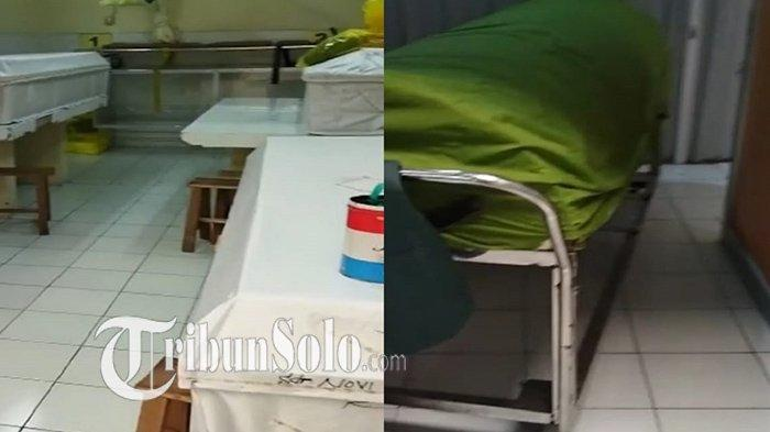 Viral Video Penumpukan Jenazah di RS Kasih Ibu Solo, Kamar Mayat Tak Lagi Muat, Begini Kata Manajer