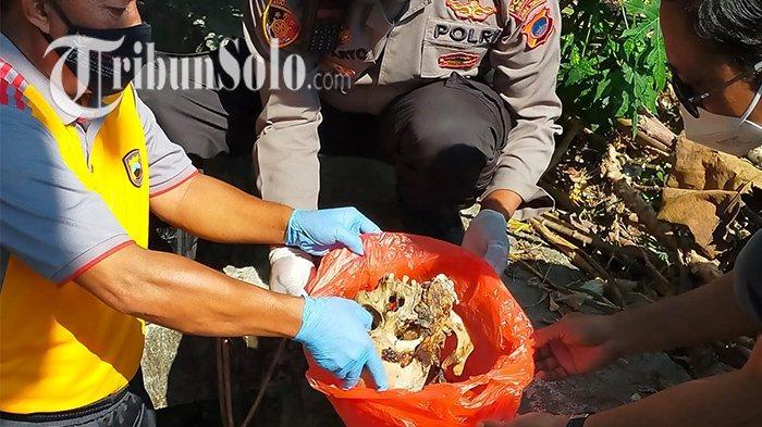 Dua Bulan Hilang, Pria Sambungmacan Ditemukan Tewas Tinggal Tulang Belulang, Keluarga Tolak Otopsi