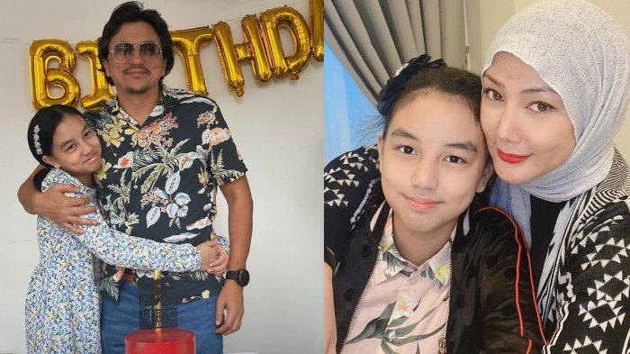 Emran Mantan Suami Laudya Cynthia Bella Kirim Ucapan untuk Ibu Aleesya, Mantan Istrinya Ulang Tahun