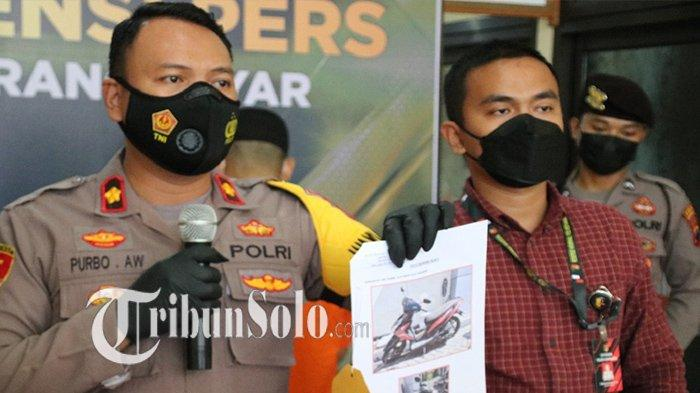 Rampas Motor Milik Pelajar di Karanganyar, 2 Debt Collector Jadi Pesakitan, Dijebloskan ke Penjara