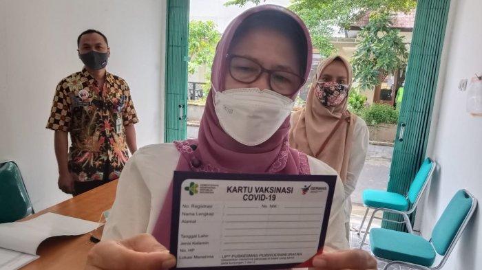 30 Ribu Dosis Vaksin Covid-19 Datang di Solo, Sasar Pedagang Sampai Penyedia Jasa Katering