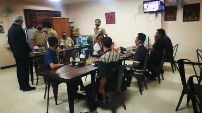Ganjar Pranowo Marah-marah di Kantin DPRD Jateng saat Tegur Pengunjung, Begini Tanggapan Ketua DPRD