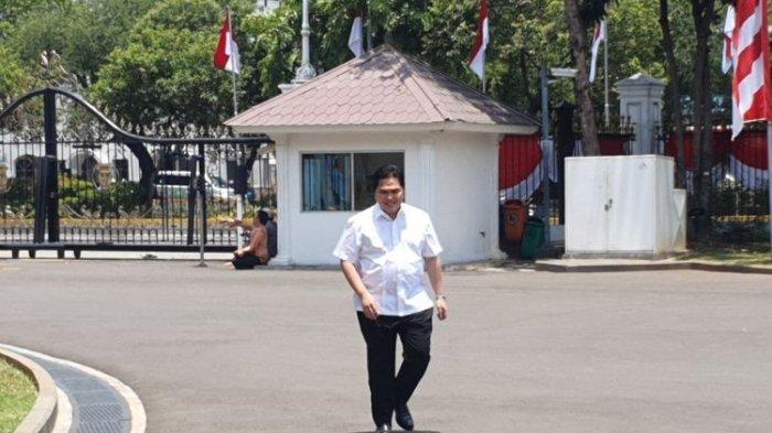 Menjabat Sebagai Menteri BUMN, Ini Beberapa Gebrakan yang Dilakukan Erick Thohir dalam Sebulan