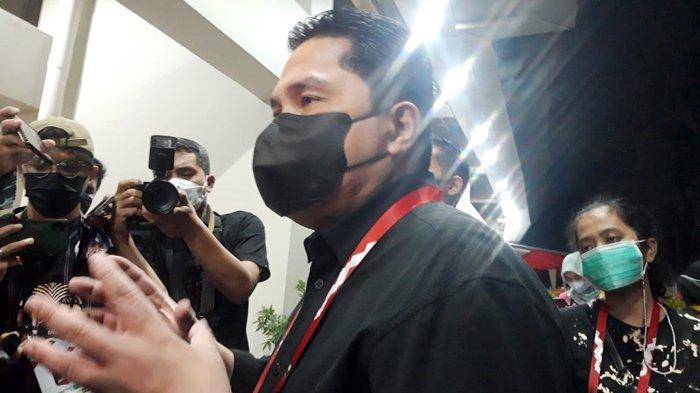 Masih Pandemi Covid-19, Erick Thohir Minta Kompetisi Liga 1 & 2 Dikaji Sebelum Digulirkan