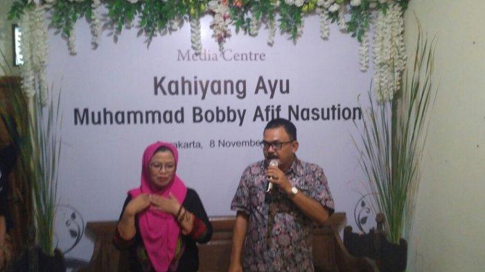 Paman Bobby Nasution Pamit Warga Solo Pulang ke Medan Sore Nanti