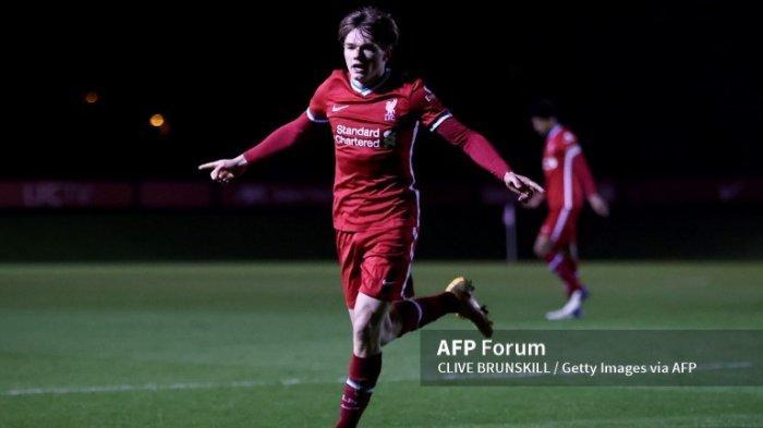 Manchester United Bajak Bintang Muda ini Dari Liverpool, Bakal Pakai Nomor Punggung Keramat Ini ?