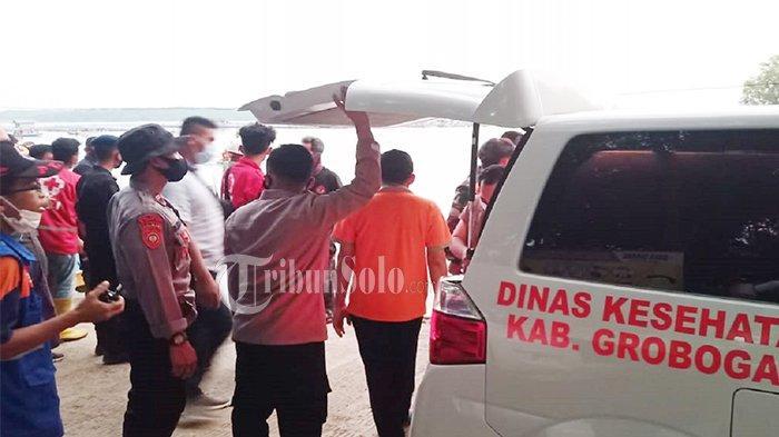Satu Korban Perahu Terbalik di Waduk Kedung Ombo Ditemukan Pagi Ini, Total 7 Meninggal