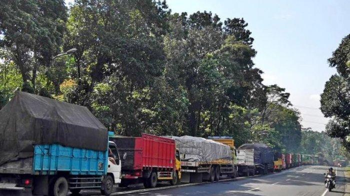 Catat, Skema Pembatasan Kendaraan Angkutan Barang saat Libur Natal dan Tahun Baru