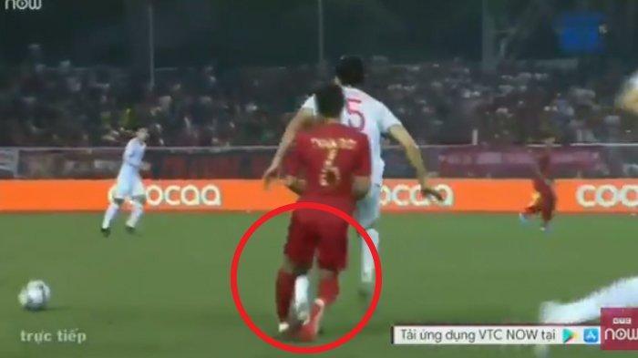 Profil Pemain Vietnam Doan van Hau yang Ciderai Evan Dimas, Tidak Dapat Peringatan Maupun Kartu