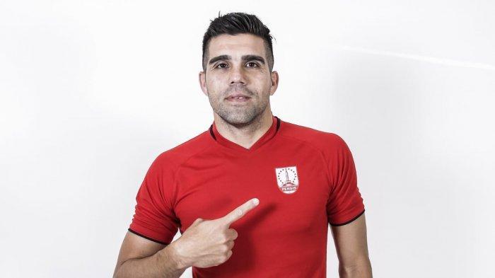 Statistik Bek Persis Solo Fabiano Beltrame : Cetak Puluhan Gol, Ingat Tendangan Roket Bobol Persib ?