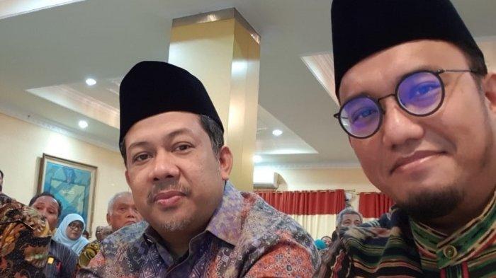 Fahri Hamzah Bela Dahnil Anzar soal Pernyataan Prabowo Tak Akan Terima Gaji, Mobil dan Rumah Dinas