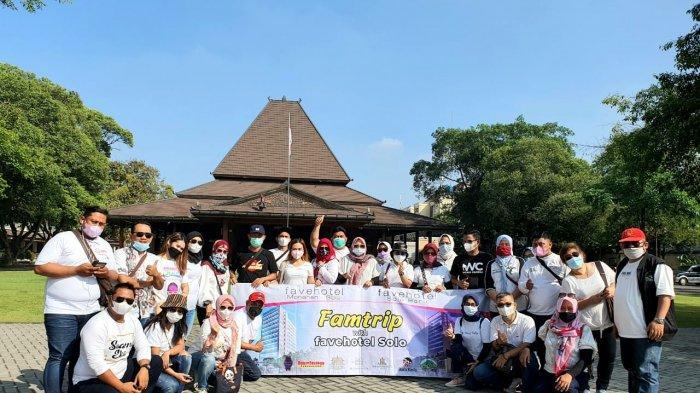 Dukung Pariwisata Solo Raya, Favehotel Solo Gelar Famtrip dan Kunjungi Tempat Wisata di Solo Raya