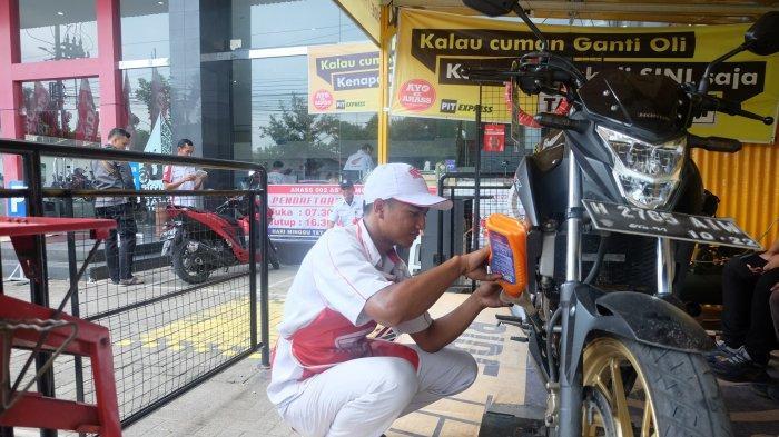 Penuhi Layanan untuk Konsumen Sibuk dan Bermobilitas Tinggi, Astra Motor Jateng Hadirkan Ride Thru
