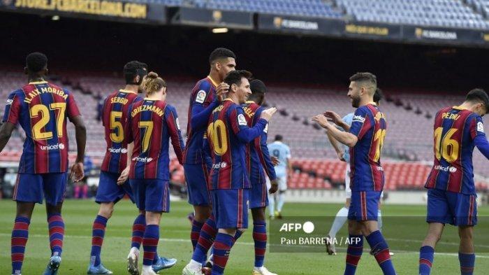 Pemain Barcelona Ini Tak Pernah Akur dengan Lionel Messi, Joan Laporta Sampai Turun Tangan