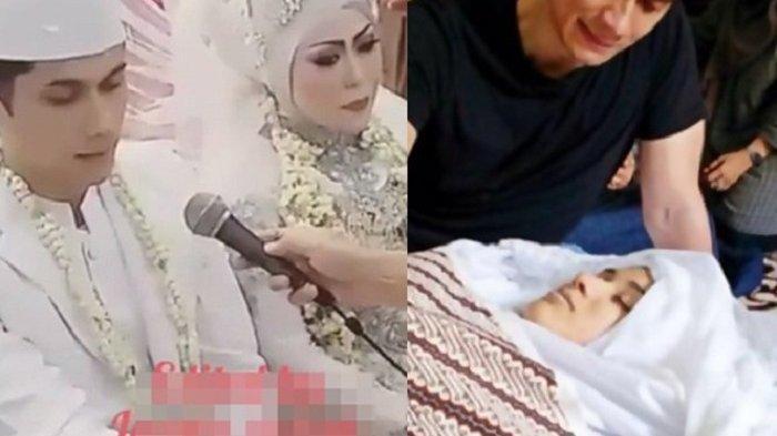 Menikah Lagi setelah 3 Tahun Istri Tiada, Ferdi Ali Bagikan Foto Bersama Istri Baru di Hari Lebaran