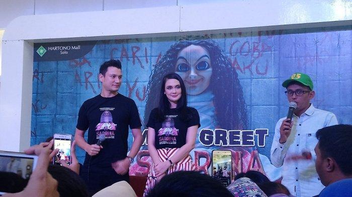 Sara Wijayanto Beberkan Reaksi Luna Maya saat Seorang Kru Film 'Sabrina' Kerasukan
