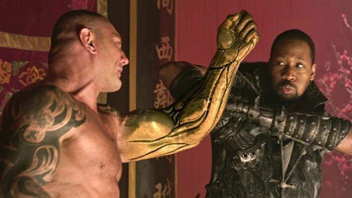 Sinopsis & Trailer Film The Man with the Iron Fists, Tayang Malam Ini Pukul 22.00 WIB di GTV