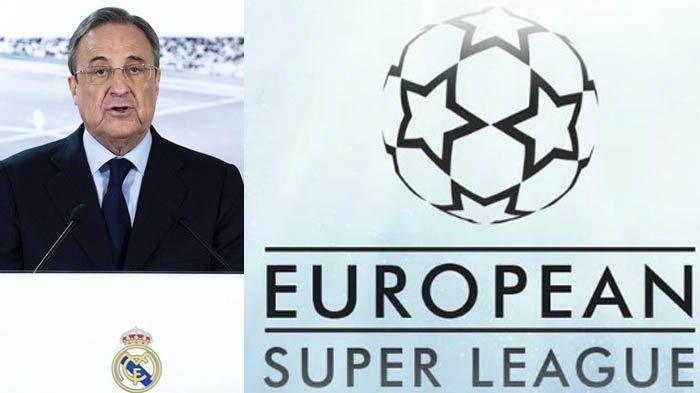 5 Penjelasan Pendiri European Super League : Tetap Jalan Tanpa UEFA, Jamin Pemain Tetap ke Timnas