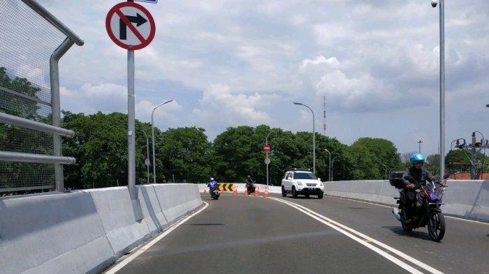 Kecelakaan Motor vs Mobil di Flyover Manahan Solo, Berawal Pengendara Motor Ingin Mendahului