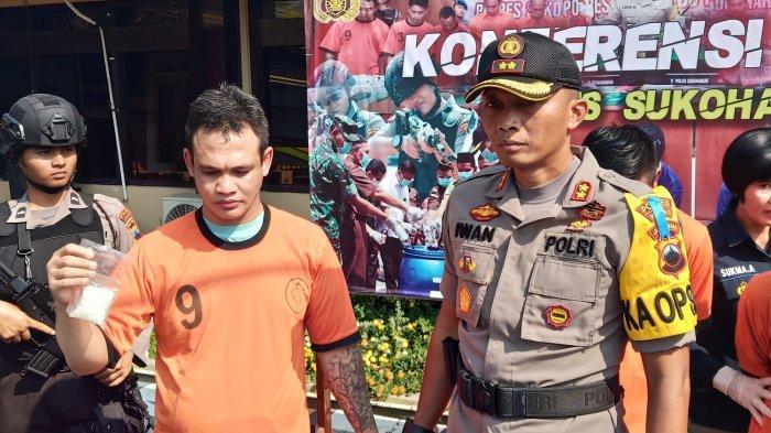 Seorang Satpam di Sukoharjo Kedapatan Miliki Sabu-sabu 48 Gram, Polisi: Ini Tangkapan Besar