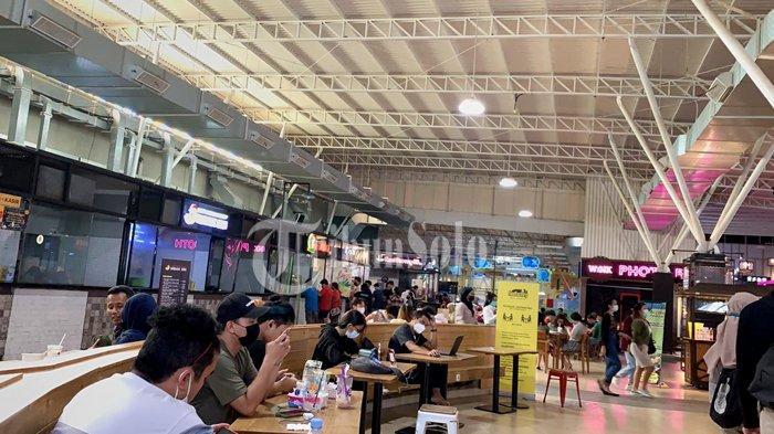 Saat Hotel Sepi Tamu saat Lebaran, Pusat Perbelanjaan di Solo Malah Diserbu, Food Court Jadi Tujuan